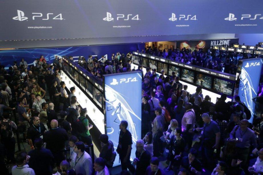 Sony a annoncé mardi à la Gamescomque sa toute... (Photo Jae C. Hong, AP)