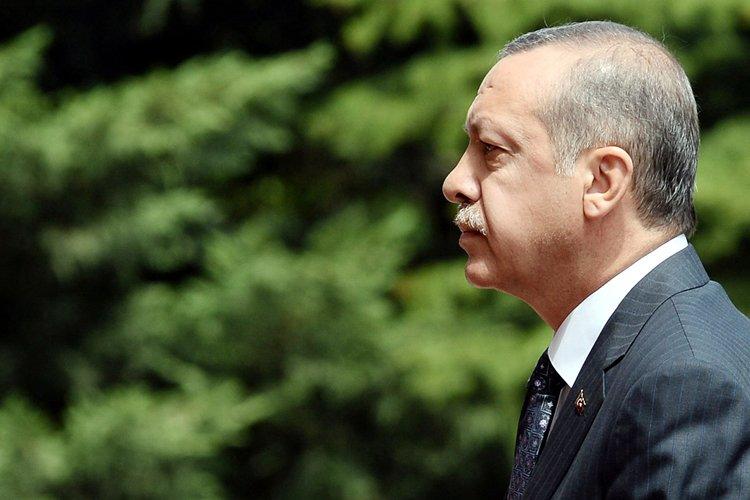 Reçep Tayyip Erdogana accusé Israël d'être derrière la... (Photo: AFP)