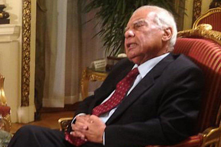 Le chef par intérim du gouvernement égyptien, Hazem... (PHOTO TIRÉE D'UNE VIDÉO D'ABC NEWS)