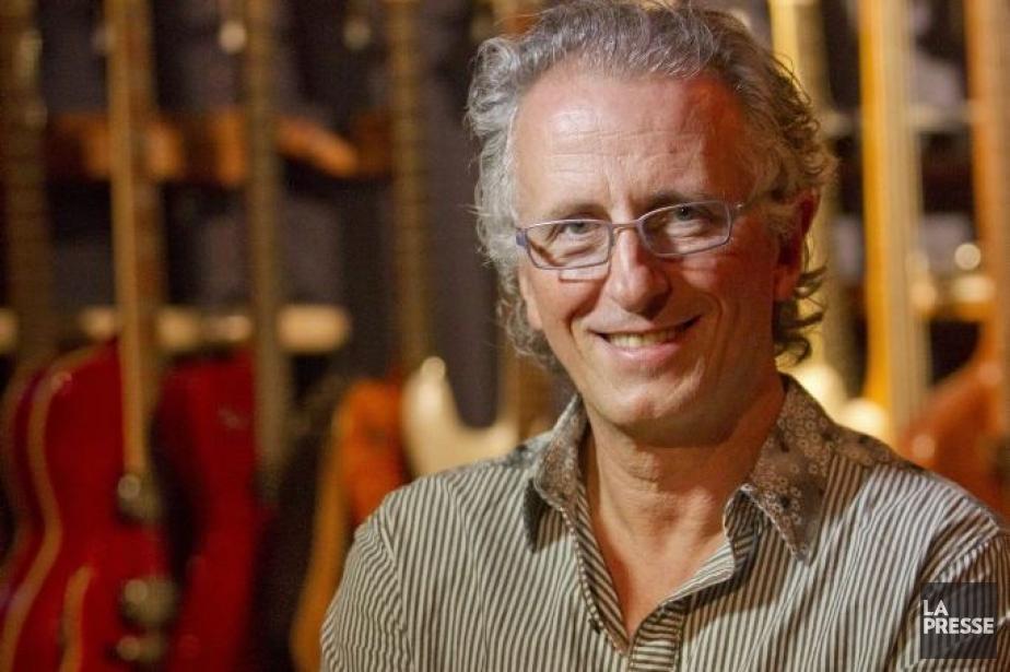 Michel Cusson a composé sa première trame... (Photo: Ivanoh Demers, La Presse)