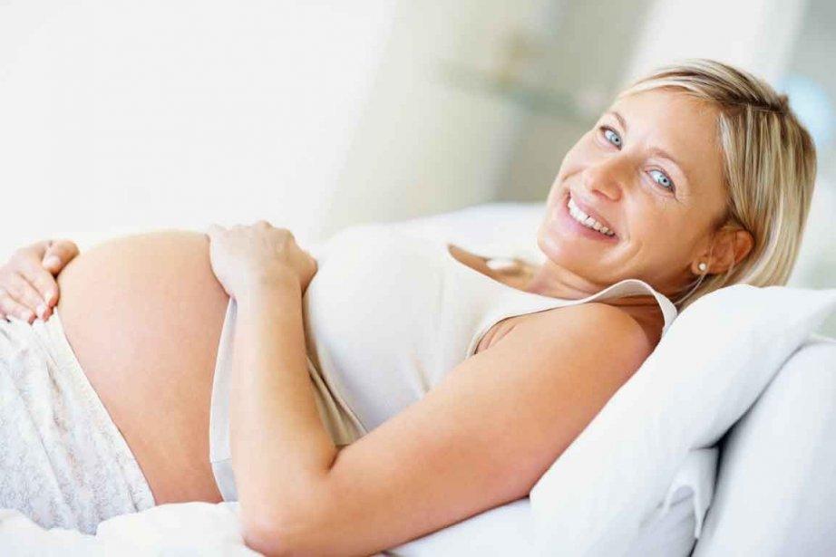 Les femmes enceintes qui sont suivies par des... (Photothèque Le Soleil)