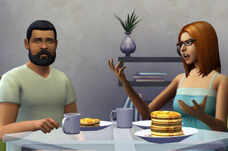 Le jeuLes Sims 4promet des avatars plus... (Photo Maxis / EA)