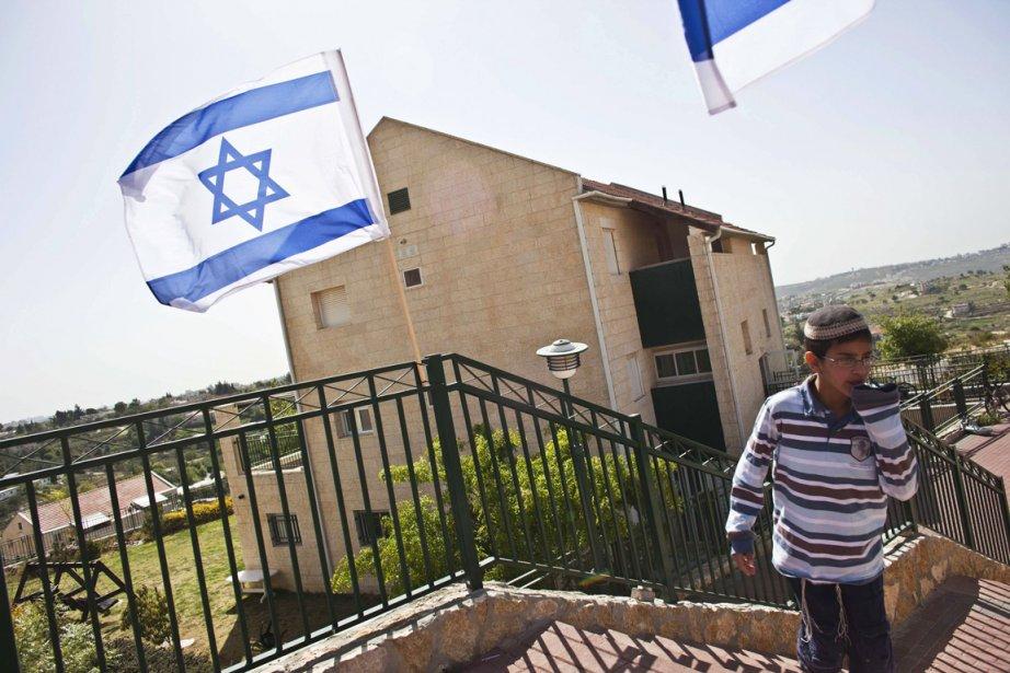 Les précédents pourparlers israélo-palestiniens, qui dataient de septembre... (PHOTO NIR ELIAS, ARCHIVES REUTERS)