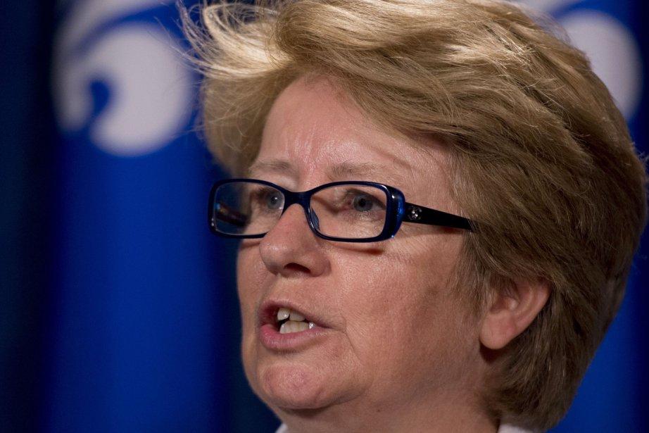 La ministre de l'Emploi et de la Condition... (La Presse Canadienne)