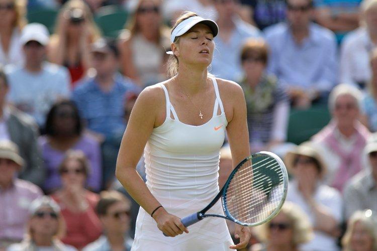 Maria Sharapova... (Photo: AFP)