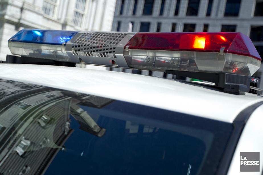 Deux jeunes hommes ont été blessés lors... (PHOTO ARCHIVES LA PRESSE)