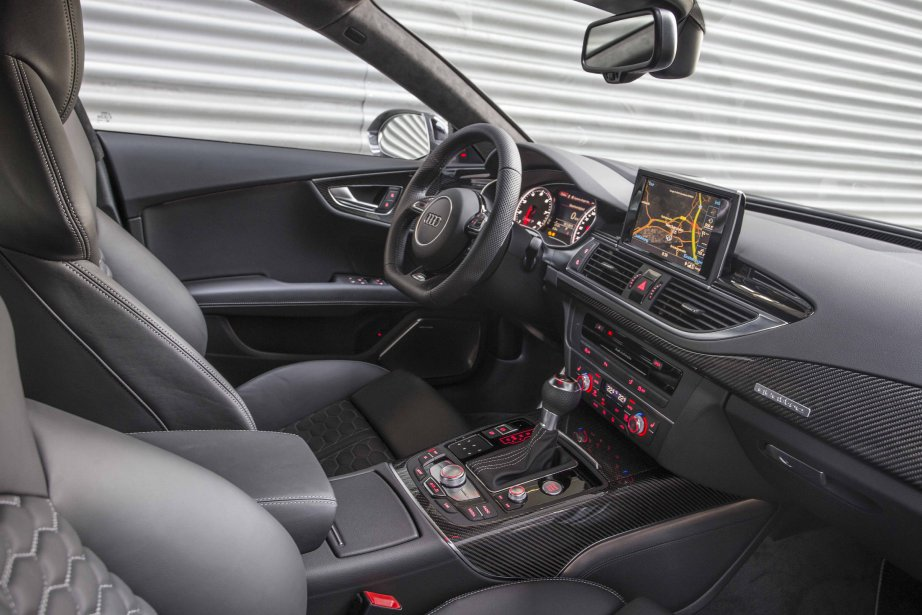 Audi RS7 | 22 août 2013