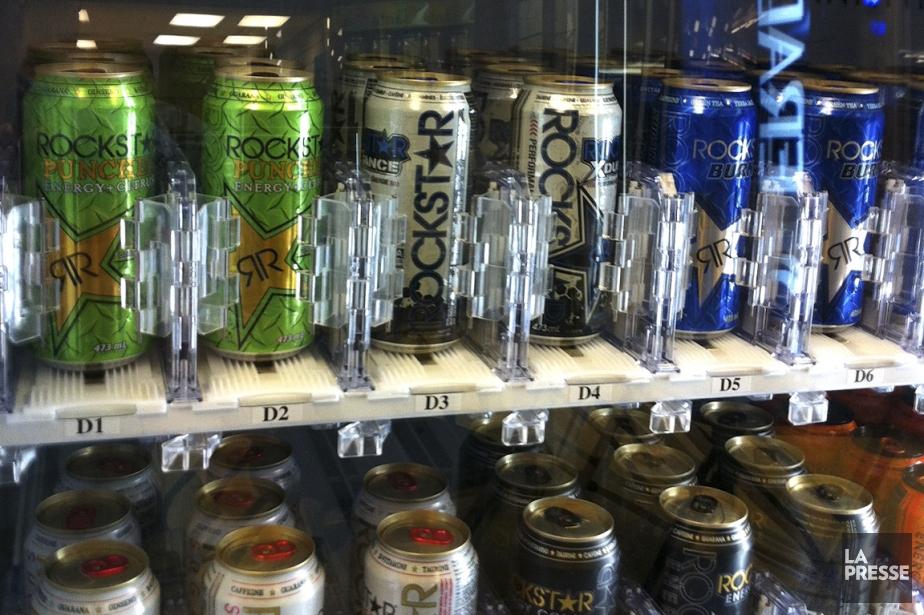 Outre l'interdiction de vente de boissons énergisantes aux... (PHOTO ARCHIVES LA PRESSE)