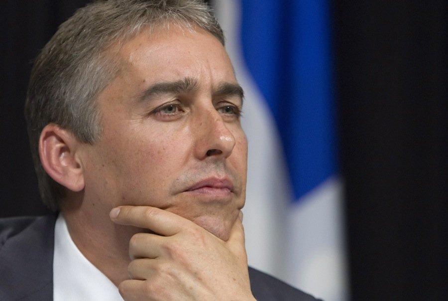 Le ministre des Finances du Québec, Nicolas Marceau.... (Photo Clément Allard, La Presse Canadienne)