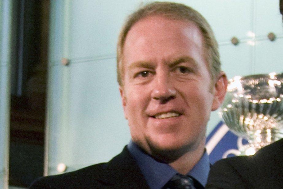 Brian Leetch... (Photo Frank Gunn, PC)