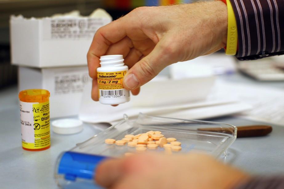 Yves Bolduc, critique libéral en matière de santé,... (Photo Brian Snyder, Reuters)