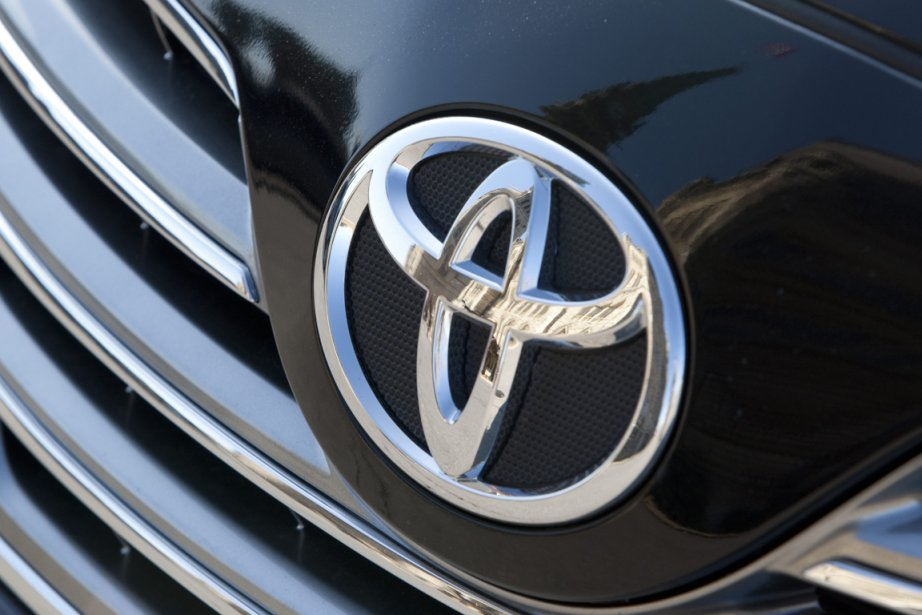 Toyota Canada annonce la conclusion d'un accord... (PHOTO LA PRESSE CANADIENNE)