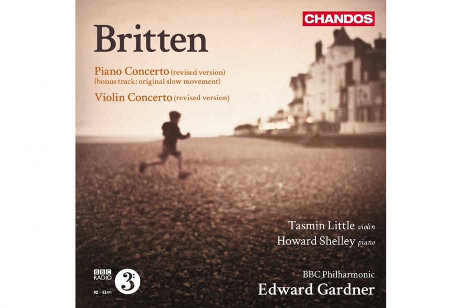 Ce disque du BBC Philharmonic (dir. Edward Gardner) célébrant le centenaire...