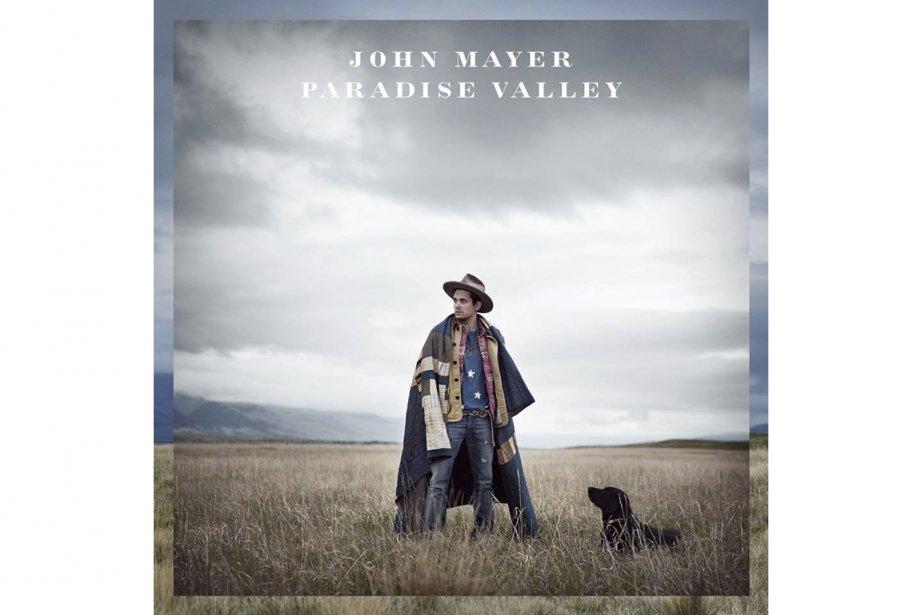 Paradise Valley, sixième album de John Mayer paru un an après son opération à...