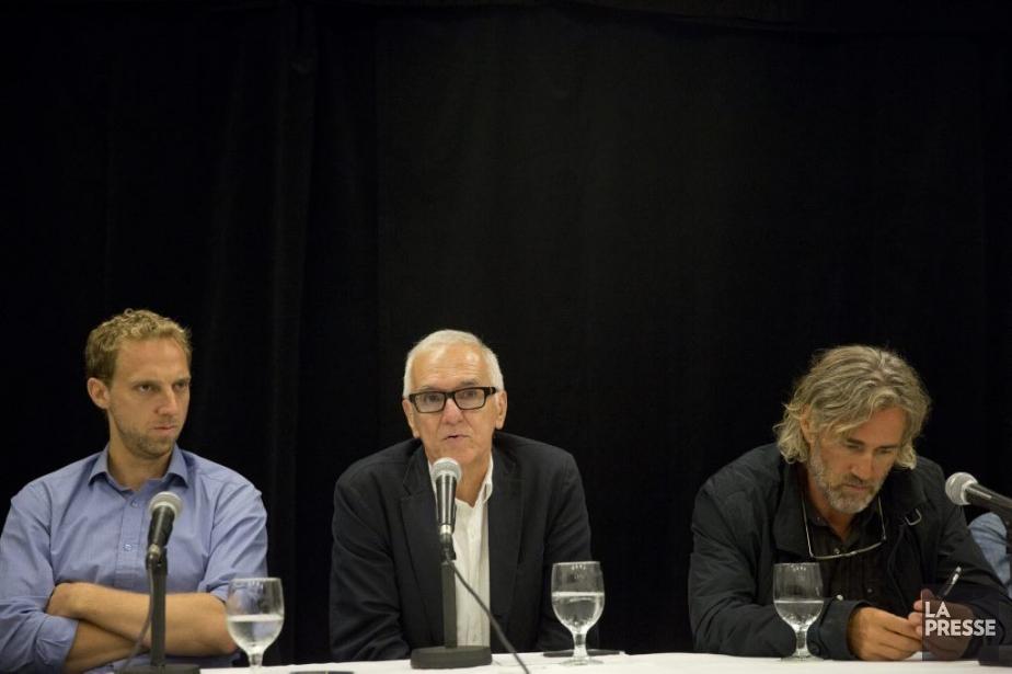 Le réalisateur Mathieu Roy s'est inspiré de son... (Photo: David Boily, La Presse)