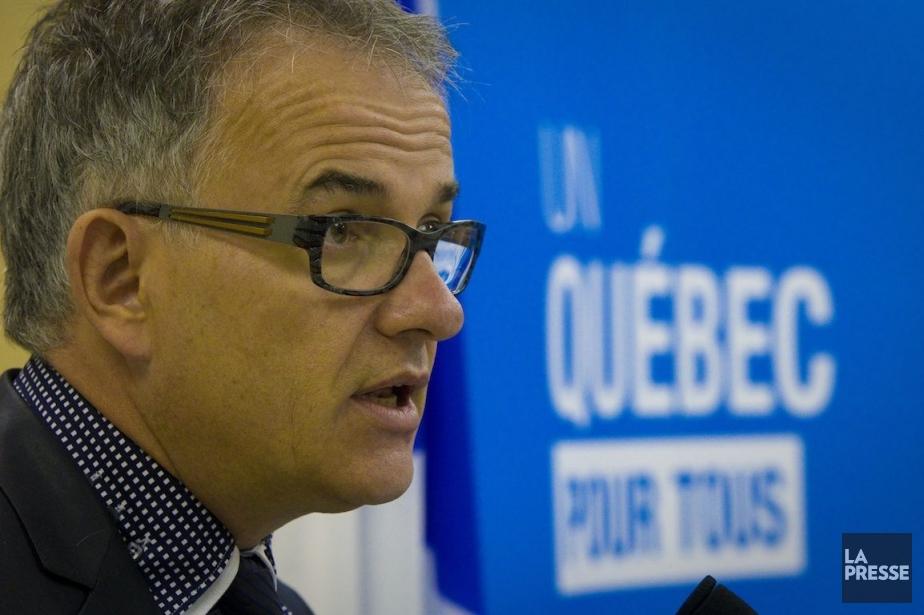 Le ministre Hébert a laissé entendre que si... (Photo André Pichette, La Presse)