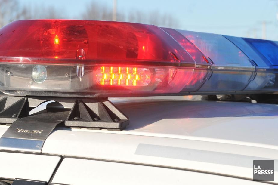 Un automobiliste a péri dans une embardée samedi... (PHOTO ARCHIVES LA PRESSE)