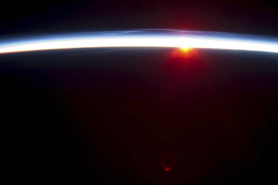 Ce test ouvre la voie à des essais... (PHOTO NASA, AFP)