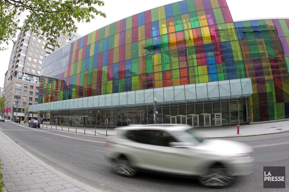 Le Palais des congrès a accepté de louer... (PHOTO HUGO-SÉBASTIEN AUBERT, ARCHIVES LA PRESSE)