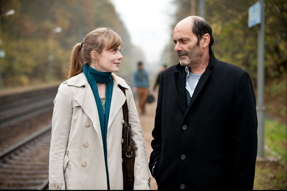 Jean-Pierre Bacri a retrouvé avec plaisir la comédienne... (Photo Axia Films)
