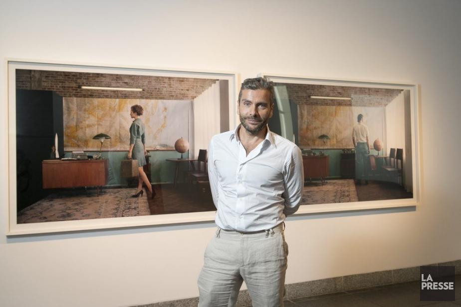 «L'important, c'est que ce musée devienne un espace... (PHOTO HUGO-SÉBASTIEN AUBERT, LA PRESSE)