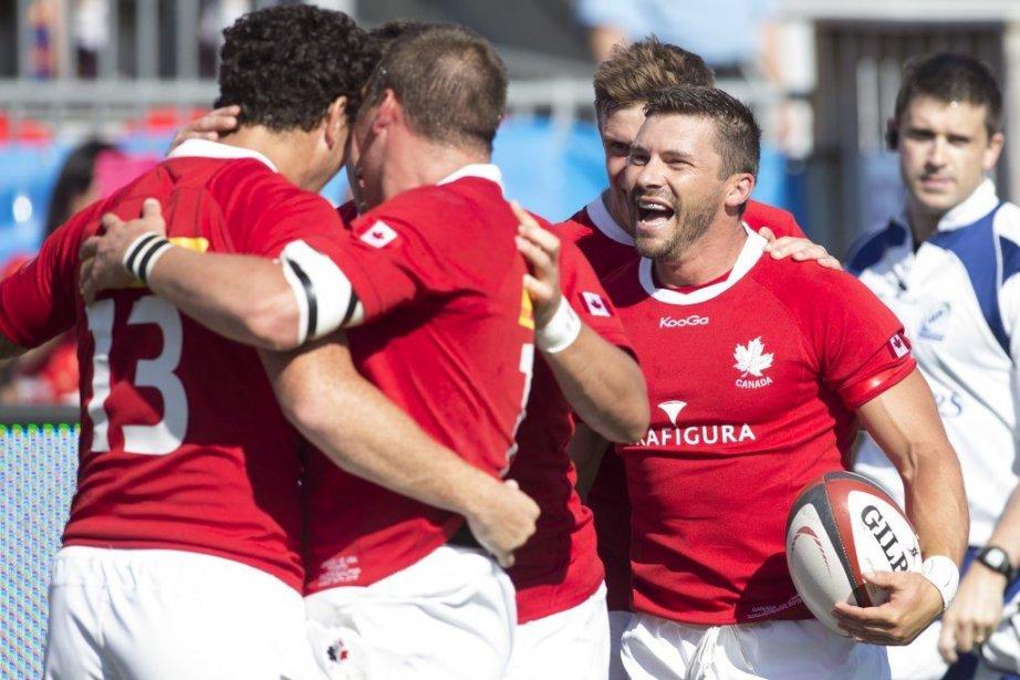 Le Canada se qualifie pour la la Coupe du monde de rugby
