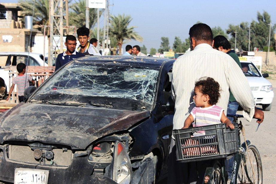 Les violences qui ensanglantent l'Irak sont les plus... (PHOTO Mohammed Adnan, REUTERS)