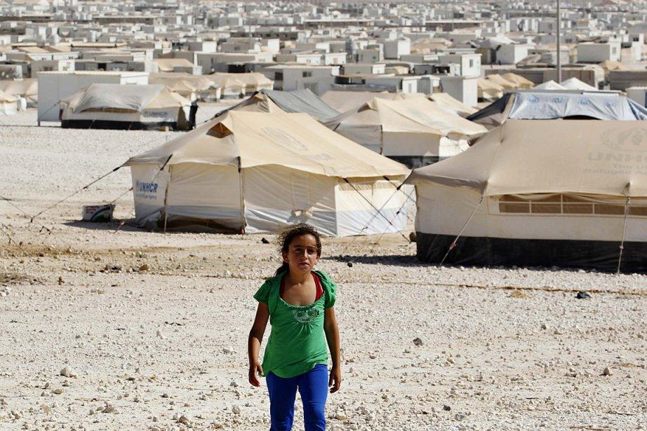La Jordanie a accueilli quelque 500 000 réfugiés... (PHOTO Muhammad Hamed, ARCHIVES REUTERS)