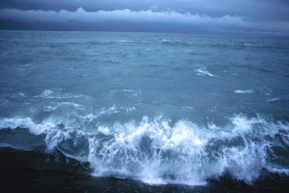 L'acidification des océans sous l'effet du CO2... (PHOTO FOURNIE PAR PHOTOS.COM)