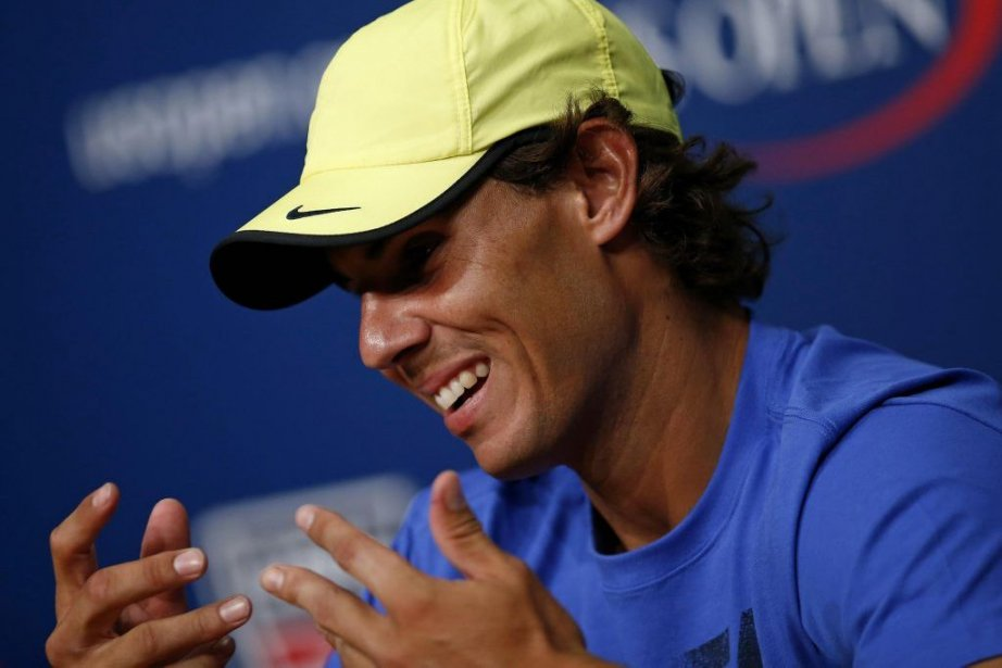 Rafael Nadal... (PHOTO ERIC THAYER, REUTERS)