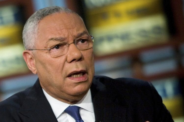 Colin Powell... (Archives Reuters)