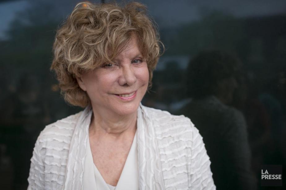 Denise Filiatrault... (Photo: Olivier Pontbriand, archives La Presse)