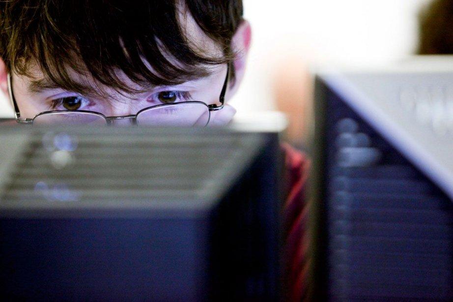 Les jeux en ligne devraient ainsi atteindre une... (Photo Archives AP)