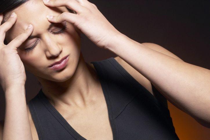 Règle générale, 19,7% des sujets ayant des migraines... (Photos.com)