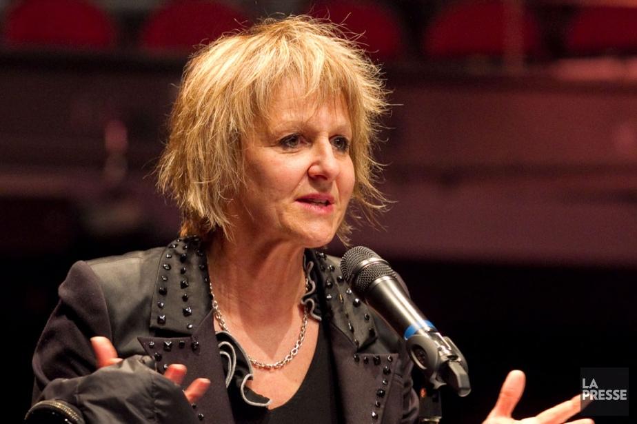 Lorraine Pintal, directrice artistique du Théâtre du Nouveau... (Photo Hugo-Sébastien Aubert, archives La Presse)