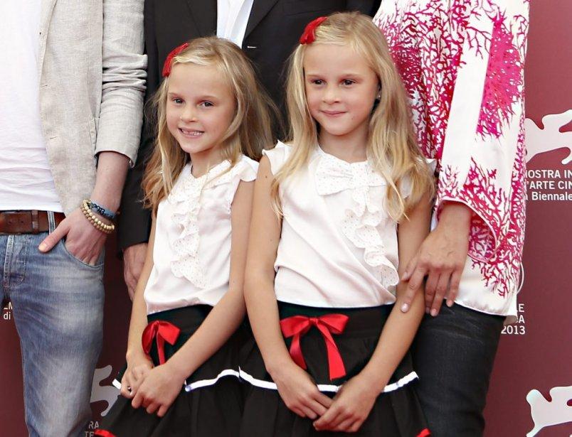 Les jumelles Pia et Chiara Keelman. | 30 août 2013