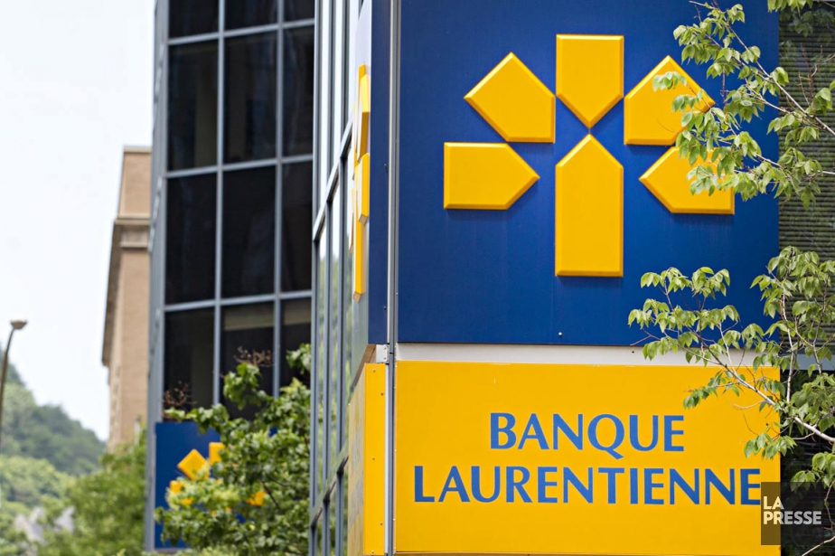 La Banque Laurentienne du Canada ( (Photo Anne Gauthier, archives La Presse)