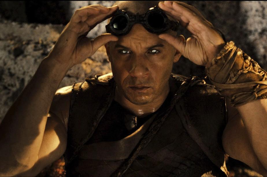 Pour Riddick, Vin Diesel a dû se «réendurcir»... (Photo fournie par Universal Pictures)