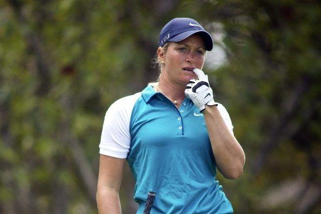 Suzann Pettersena enregistré sa deuxième victoire de la... (PHOTO MICHAEL LLOYD, AP)