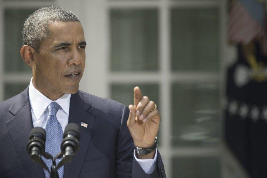 Lundi, M.Obama recevra à la Maison-Blanche John McCain,... (PHOTO JIM WATSON, AFP)