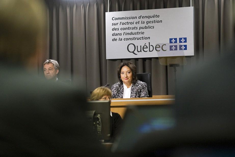 La commission Charbonneau doit déposer son rapport à... (PHOTO GRAHAM HUGHES, ARCHIVES LA PRESSE CANADIENNE)
