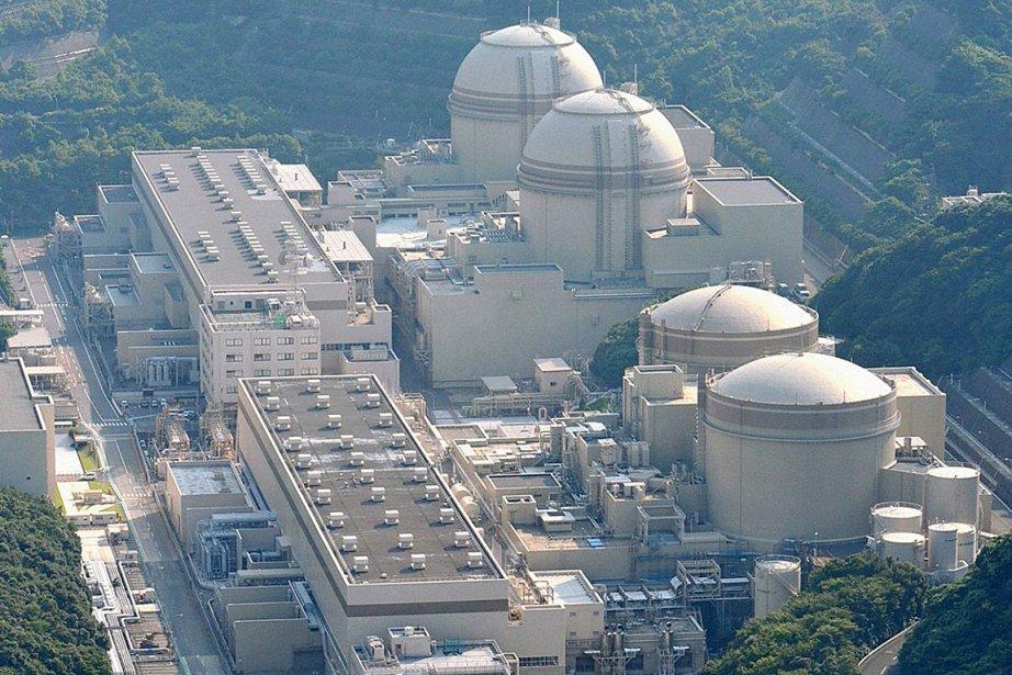 Le centrale nucléaire d'Ohi, au Japon.... (PHOTO ARCHIVES KYODO)
