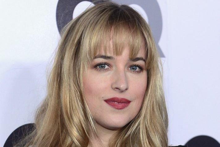 Dakota Johnson, âgée de 23 ans, est relativement... (Photo : Frederic J. BROWN, archives AFP)