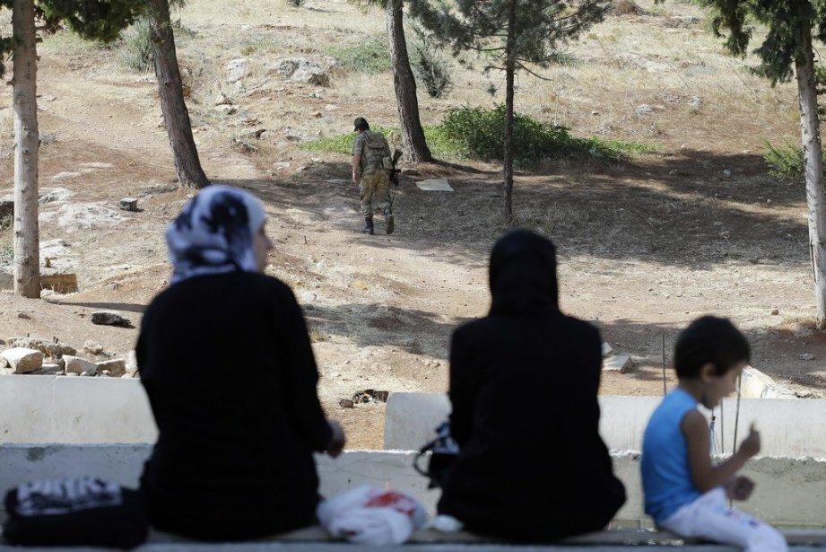 Les conflits en Afrique du Nord et au... (PHOTO GREGORIO BORGIA, AP)