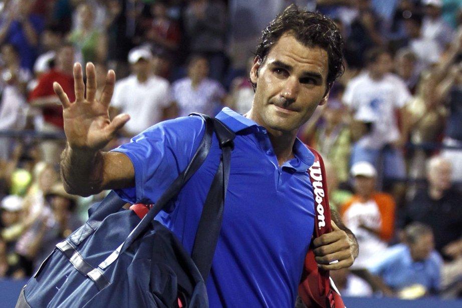 Roger Federer... (Photo Eduardo Munoz, Reuters)