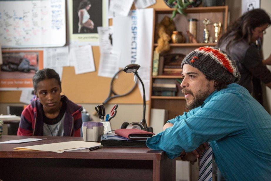 Dans son quatrième court-métrage, Anatomy of Assistance, Cory... (PHOTO LA PRESSE CANADIENNE)