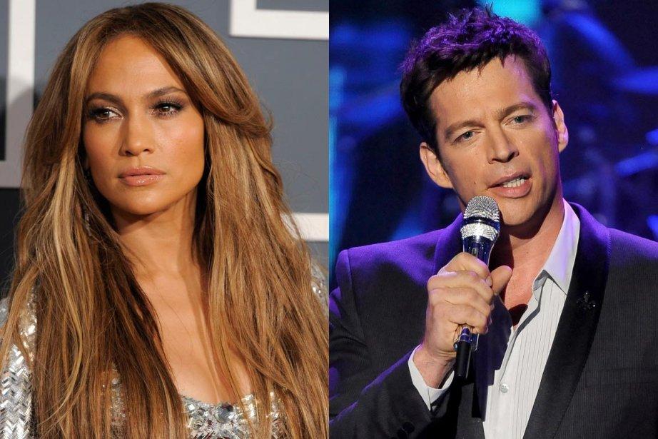 Jennifer Lopez et Harry Connick Jr.... (PHOTOS AP)