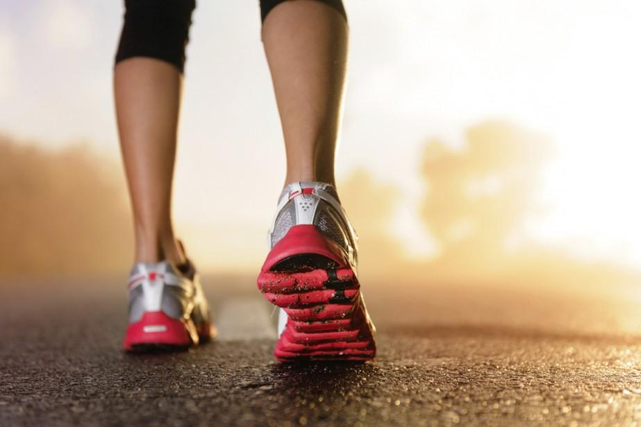L'activité physique ne permet pas de contrôler... (Photo fournie par Photos.com)