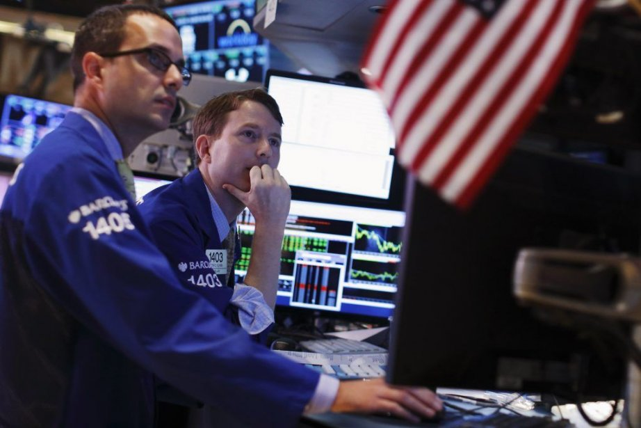 Wall Street a terminé la séance nettement dans le vert... (Photo Reuters)