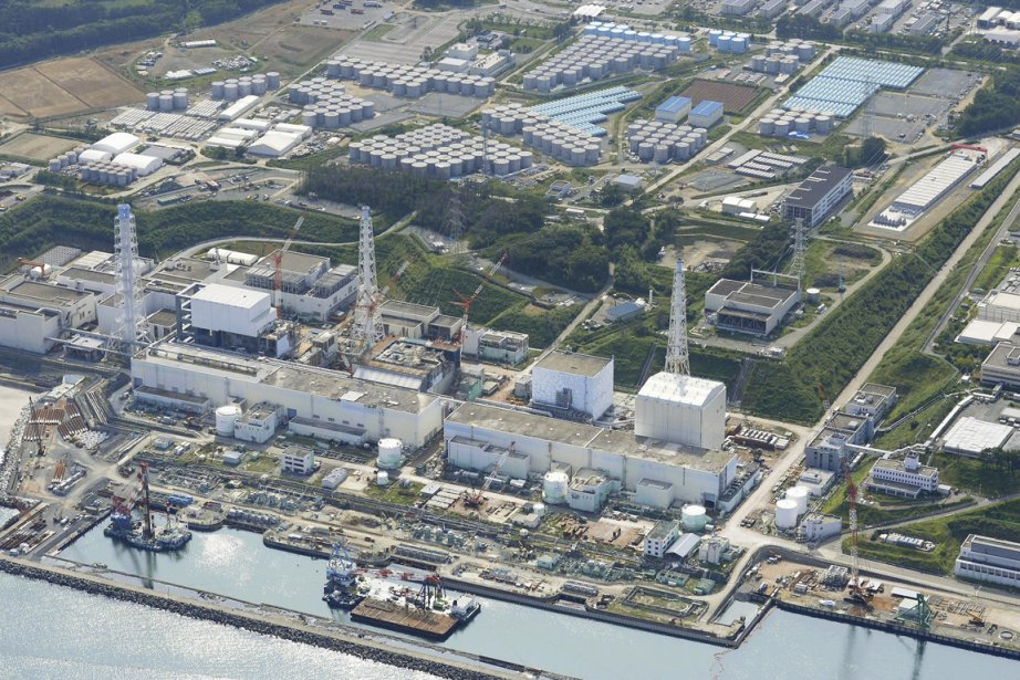 Le gouvernement japonais a annoncé une série de... (PHOTO AP/KYODO NEWS)